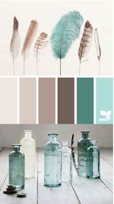 relaxing + grounded + beautiful image from: Fresh Hues