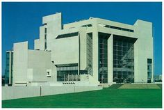 The High Court of Australia, Canberra (we grew up with this building).