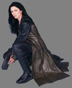 Claudia Black - Farscape