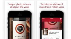 Your own personal wine expert, right in your smartphone!