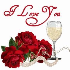 I Love You Graphics and GIF Animation for Faceboook I Love You Pictures, Love You Gif, Love Picture Quotes, Love Hug, My Love, Roses Valentine, Happy Valentines Day, Glitter Gif, Red Glitter