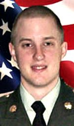 Army SPC Eric T. Caldwell, 22, of Salisbury, Maryland. Died January 7, 2007, serving during Operation Iraqi Freedom. Assigned to 2nd Battalion, 8th Cavalry Regiment, 1st Brigade, 1st Cavalry Division, Fort Hood, Texas. Died of wounds sustained when hit by enemy small-arms fire during combat operations in Baghdad, Iraq.