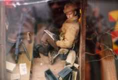 Still from the film Marwencol