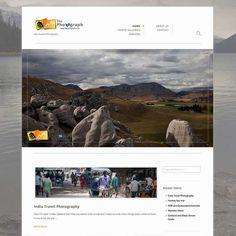 Portfolio of website designs created in wellington by Castlenet web services. Best Web Design, Web Design Trends, Design Ideas, Buttons For Website, Great Websites, Web Design Services, Portfolio Website, Start Up Business, India Travel