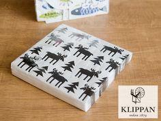 【楽天市場】KLIPPAN/クリッパン ペーパーナプキン(6100.03)<ムース>:La Vita ラ・ヴィータ