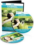 #TheGabrielMethod Living Goddess (2-disk CD set). Women, experience this unique meditation designed specifically to help you connect with your feminine source energy.  Powerful meditation to make your body want to lose weight and affirmations to help you learn how to love yourself again.  https://www.TheGabrielMethod.com