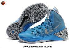 premium selection 5f8c9 84883 2014 Blue Hero Nike Hyperdunk 2013 For Wholesale Metallic, Silver, Cheap  Jordans, New