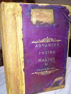'Advanced Potion Making' book