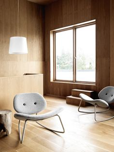 I'm all about this rocking chair... http://design-milk.com/boconcept-rock-chair/
