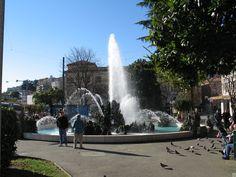 fontane lugano riva Giocondo Albertolli Lugano, Fountain, Outdoor Decor, Home Decor, Italia, Decoration Home, Room Decor, Water Well, Water Fountains