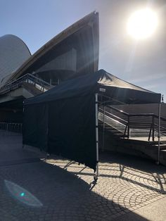 Thank you Sydney Opera House for trusting Funtime Party Hire again on your event! This is our Pop-up Marquees set up in SOH. #repeatcustomers #marqueerental #partyhiresydney #trustedbrand #funtimepartyhire