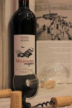 Milhafre negro - tinto reserva 2011