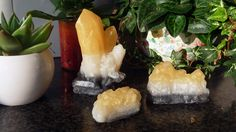 Check out our Citrine Crystal Soap at Etsy!  We at Crystal Cave make handmate crystal soap bars, with love!