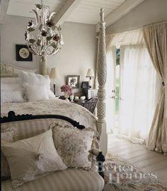 Soothing Bedroom...
