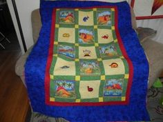 Dinosaur Quilt Find Picture, Quilt Top, Quilting, Blanket, Ideas, Fat Quarters, Blankets, Jelly Rolls, Cover
