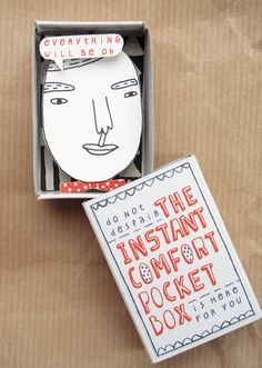 The Instant Comfort Pocket Box