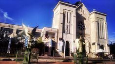 #Iglesia de la virgen del Carmen.  #arquitectura #paisaje