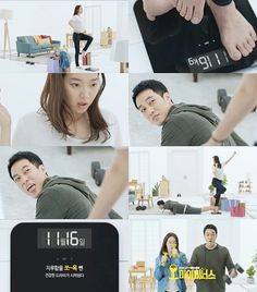 Hahaha, this is too cute! Oh My Venus promo poster