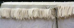 My first Korowai – Weaving Is Pretty Awesome Flax Weaving, Maori Designs, Weaving Techniques, Pretty Cool, Textiles, Tapestry, Cloaks, Embroidery, Patterns