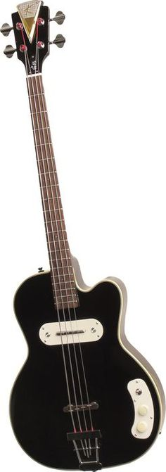 KAY Vintage Reissue Guitars Reissue Pro Bass Guitar (via Musician's Friend)