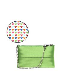Summer Luv'n Minnie Wristlet in Apple is the perfect match for your Summer Luv'n Sunbrella Totes!