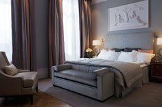 Superior Dubbelrum | Grand Hôtel Stockholm #dux