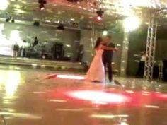 Valsa para Casamentos, coreografia Susana Favaro para Noivos Alison e Jennifer.  Dez/2013