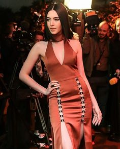 "2,979 Likes, 26 Comments - VATANIKA (@vatanika_official) on Instagram: ""Actress and Magnum's brand ambassador #DavikaHoorne in #Vatanika customized maxi dress during…"""