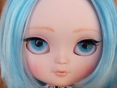 Icy Doll custom para Luciana | Flickr - Photo Sharing!