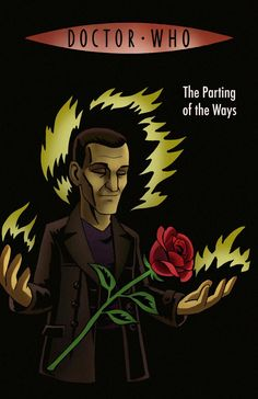 """""""The Parting of the Ways"""" #DoctorWho"""