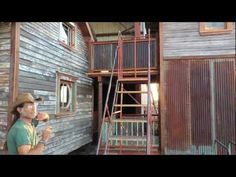 The Road Worrier Visits Tiny Texas Houses.mov - YouTube