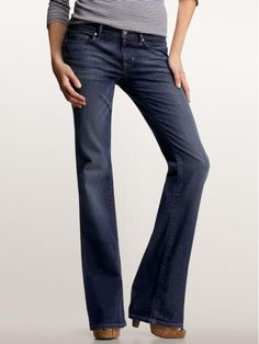 Gap jeans are amazing!