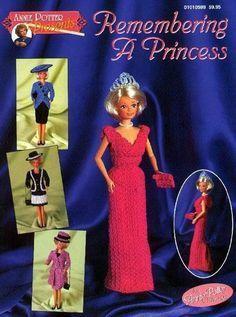 Free Barbie knit pattern