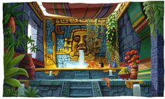 After Hours Animation School - Concept Art for The Road to El Dorado by…