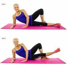 Inner tight lift exercise