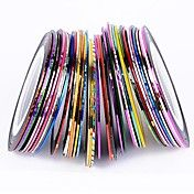 38Pcs Mixed Colors Rolls Striping Tape Line N... – EUR € 4.94