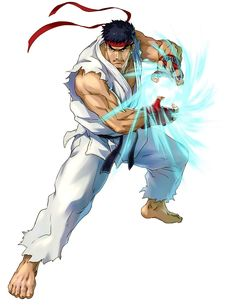 Ryu - Characters & Art - Project X Zone