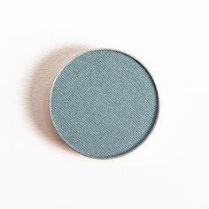 Makeup Geek Glass Slipper Eyeshadow. This looks like it would be a nice, subdued mermaid shade.