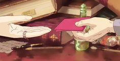 hayao miyazaki howl's moving castle studio ghibli gif