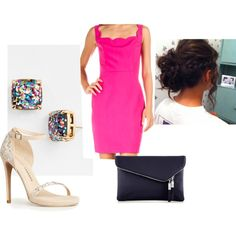 """A little sparkle never hurt"" by m-isa-bell on Polyvore"