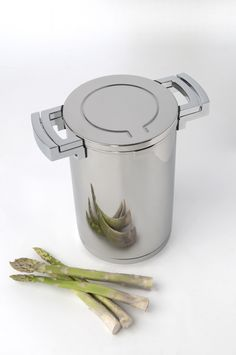 Neo Covered Asparagus Pot by BergHOFF