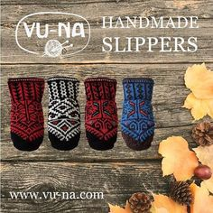 Order your VU-NA handmade slipper on www.vu-na.com Now with free delivery worldwide :-) . . . . . #handmade #handmadewithlove #slippers #bosnia #heritage #craftmanship #shoes #feet #apparel #fashion #gift #giftideas #athome #cozy #autumn🍁 #freeshipping #worldwide #newproducts #new #knitting #crochet