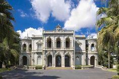 Palácio da Liberdade, Belo Horizonte, Minas Gerais, Brasil.