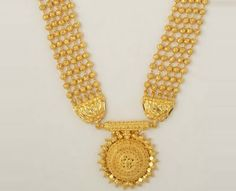 Maharashtrian Wedding Bridal Jewelry ~ Mohan Mala