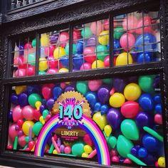 Liberty 140 years - Kids Birthday at Home?