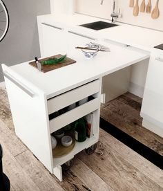 44 best small kitchen design ideas for your tiny space 28 Small Kitchen Remodel Design Ideas Kitchen Small Space Tiny Kitchen Table Small Space, Mini Kitchen, Small Space Living, New Kitchen, Kitchen Decor, Kitchen Small, Kitchen Ideas, Loft Kitchen, Living Spaces