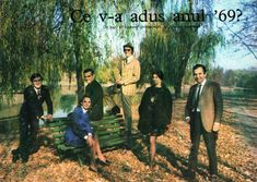 Group Photo of Romanian Actors Group Photos, Actors, Time Travel, Romania, December, Traveling, Cinema, Magazine, Sport