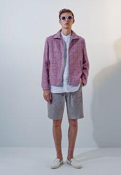 TAKEO KIKUCHI Spring Summer 2015 Primavera Verano #Menswear #Trends #Tendencias #Moda Hombre | TAKEO KIKUCHI (タケオキクチ)
