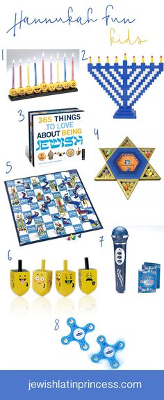 Hannukah Giftts for