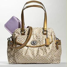 Coach Diaper Bag - Luxury Like No Other - InfoBarrel